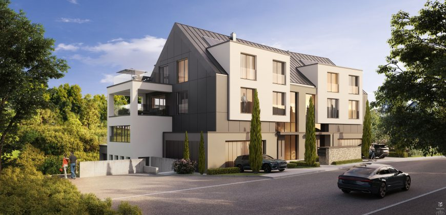 Appartement Luxembourg-Belair